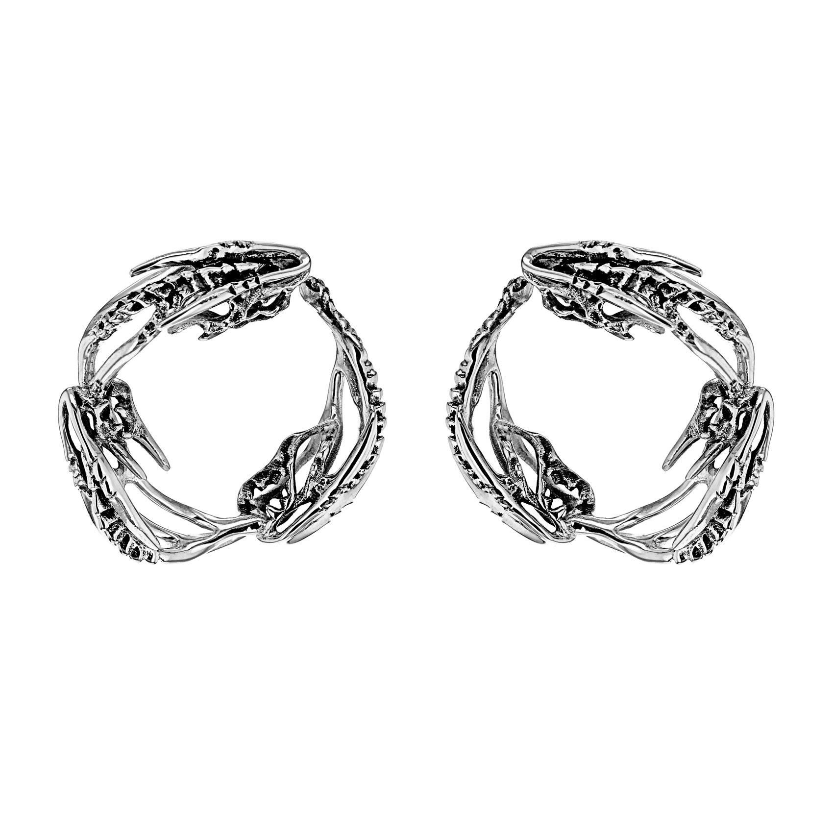 Dragon Storm Earrings