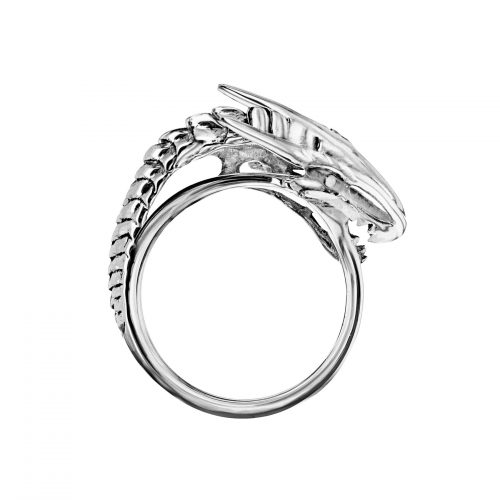 MEY for Game of Thrones DragonStorm Single Dragon Ring