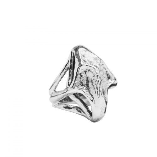 Delicate Link Ring